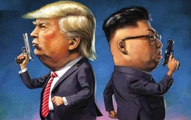 Трамп vs Ким. Как Америка ссорится с Пхеньяном