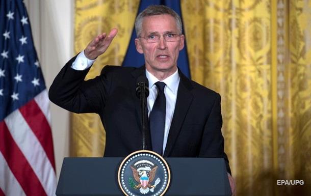 НАТО: Жоден наш член не повторить долю України
