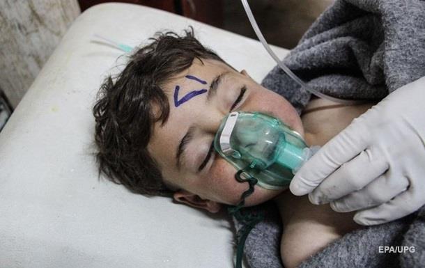 У Туреччині помирають сирійці, постраждалі від хіматаки в Ідлібі