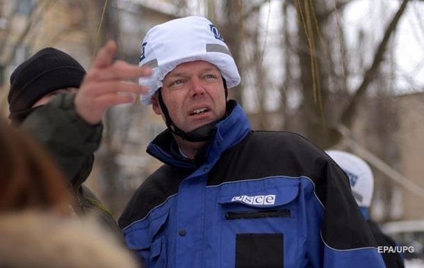 В ОБСЄ назвали ситуацію на Донбасі  болотом