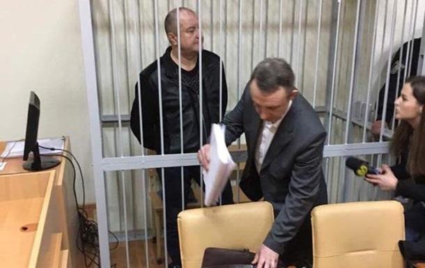 Выданного Россией экс-главу ГАИ Киева арестовали