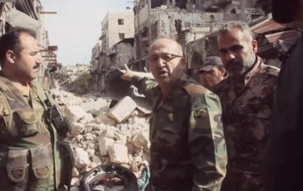 Екс-генерал армії Сирії звинуватив Асада у приховуванні хімзброї