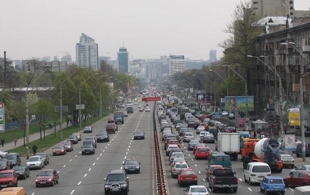 У Києві обмежать рух на проспекті Перемоги