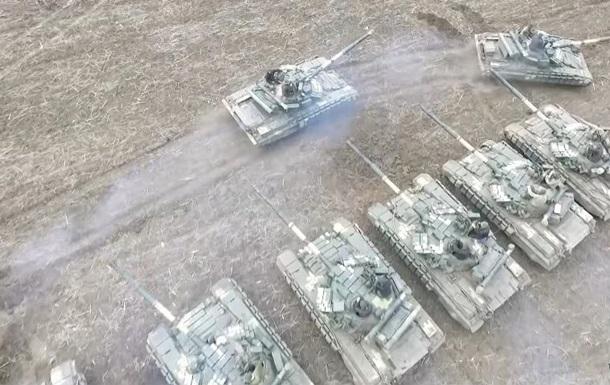 Україна провела батальйонні навчання в зоні АТО
