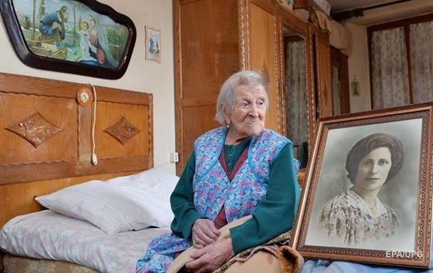 Померла найстаріша мешканка Землі