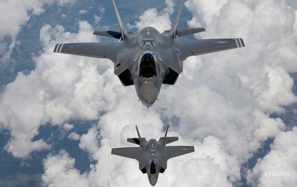 США вперше розмістили винищувачі F-35 у Британії