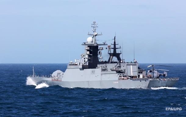 Фрегат Британии сопроводит российские корабли возле Ла-Манша