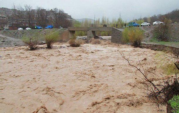Наводнение в Иране, более 40 погибших