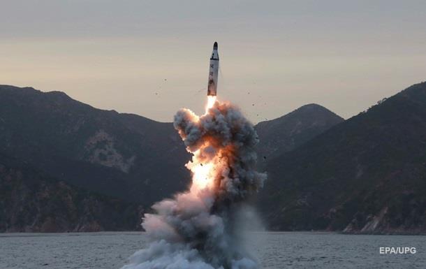 Південна Корея пообіцяла вжити каральних заходів за пуск ракети КНДР