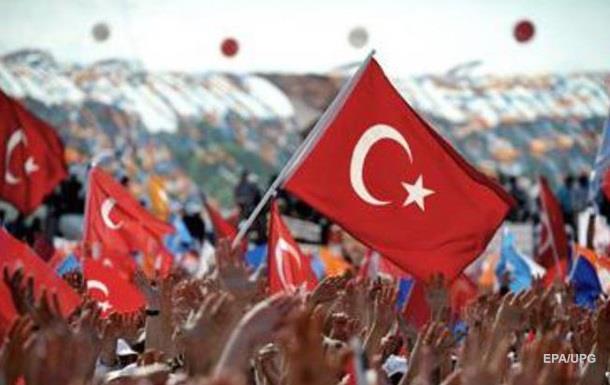 Референдум в Турции. Побеждают сторонники Эрдогана