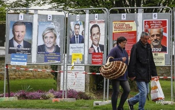 Вибори у Франції. Кандидатам повідомили про погрози