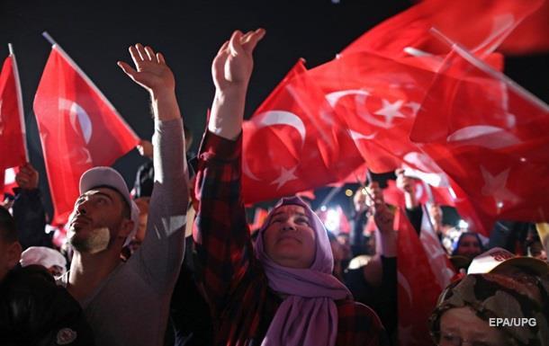 Народ Турции сказал  да  изменениям в конституцию
