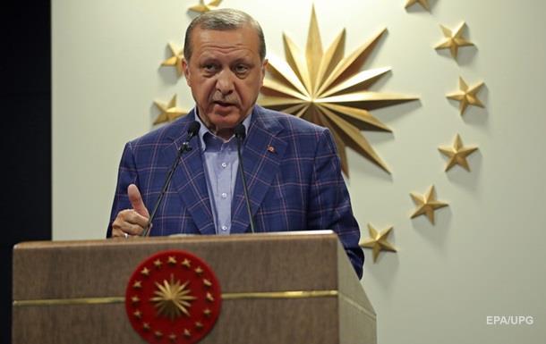 Ердоган має намір відновити смертну кару