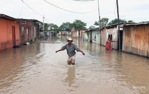 Більше ста людей загинули через повені в Перу