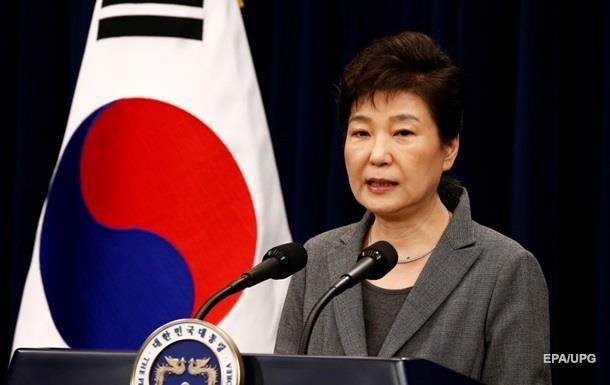 Корупційний скандал у Південній Кореї: екс-президенту висунули звинувачення