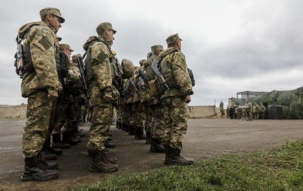 В Васильковском гарнизоне погиб военный