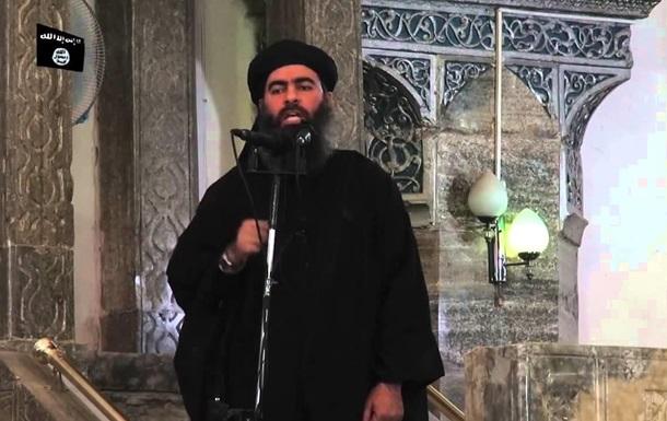 Главу  Исламского государства  задержали - СМИ