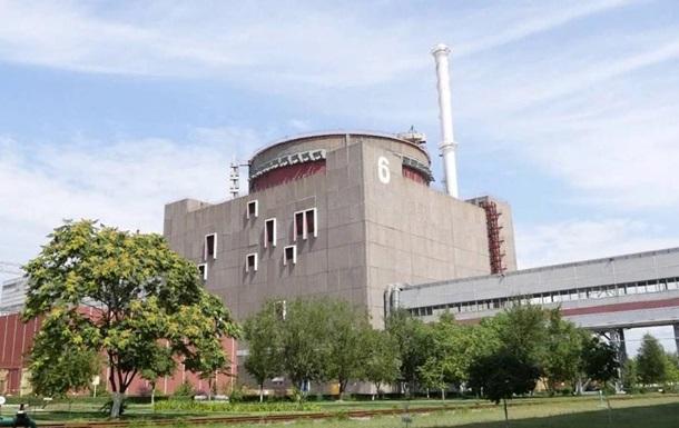 На Запорізькій АЕС відключився енергоблок
