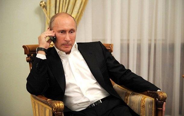 Путін привітав Ердогана з референдумом - ЗМІ