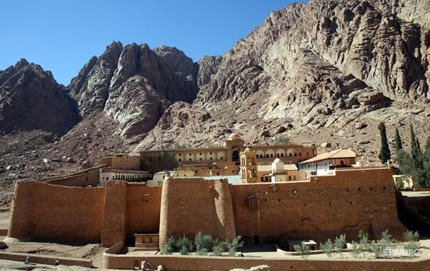 ІД взяла відповідальність за напад біля монастиря в Єгипті