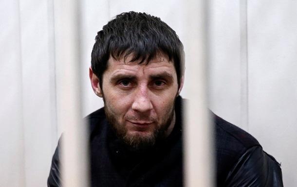 З явилася частина відео допиту вбивці Нємцова
