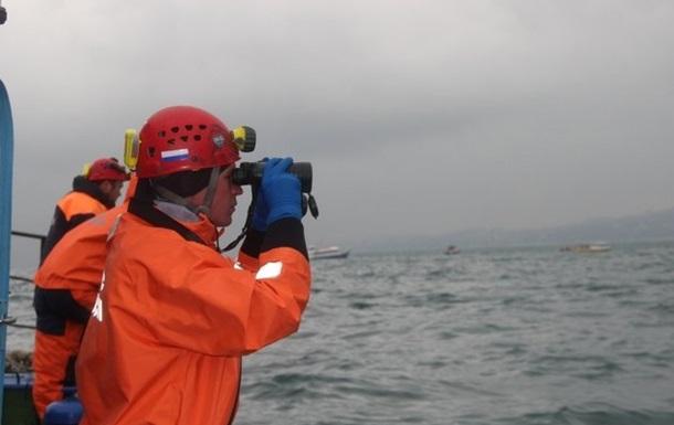 Затонулий суховантаж біля Криму: знайдені п ятеро