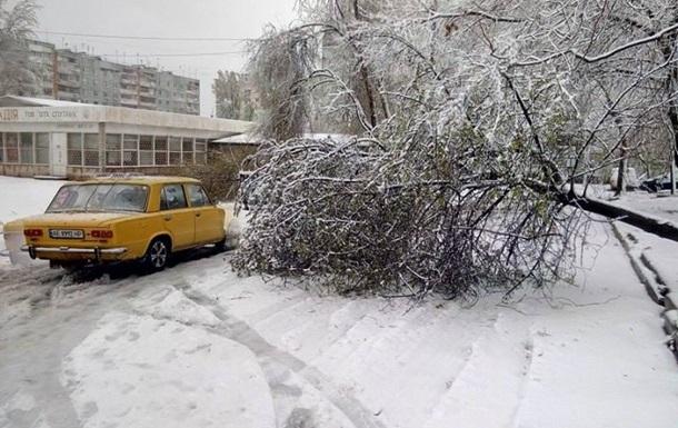 Синоптики попереджають про снігопад в Одеській області