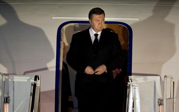 Суд викликав Януковича на засідання щодо держзради