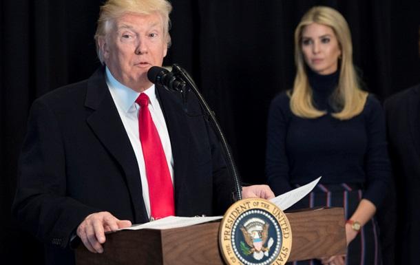 Дональд і Іванка Трамп зателефонують на МКС