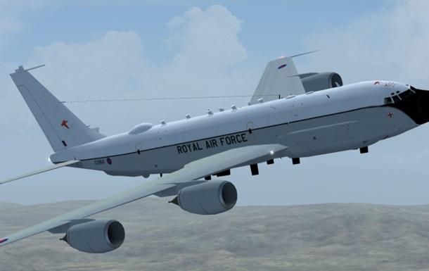 Літаки НАТО провели активну розвідку біля РФ