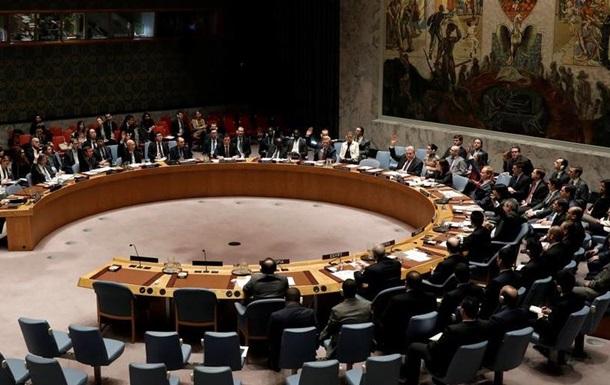 РФ заблокувала заяву РБ ООН щодо Північної Кореї