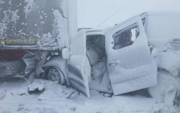 Масштабна ДТП у Словаччині: 24 постраждалих