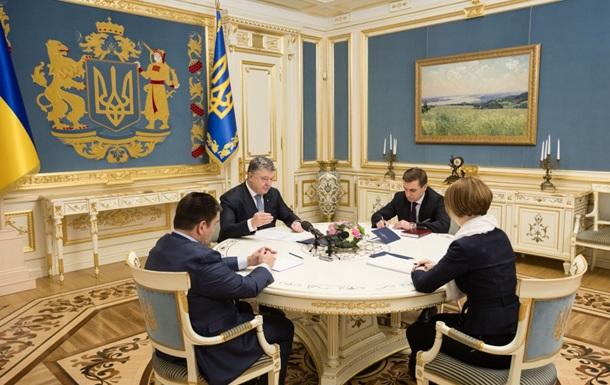 Киев: России грозят новые санкции