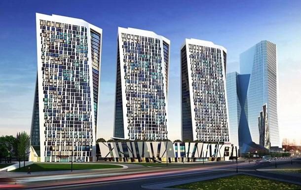 Киевгорстрой открыл отдел продаж ЖК Manhattan city