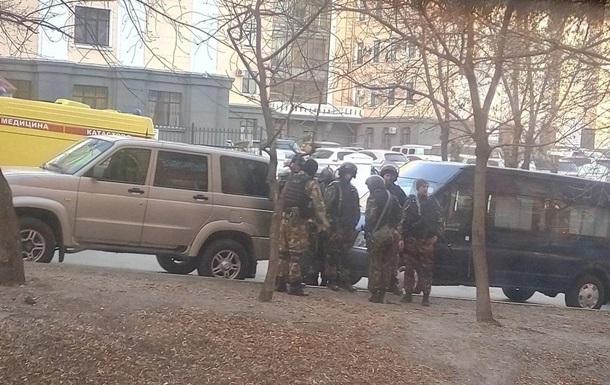 ФСБ підозрює, що в Хабаровську стріляв неонацист