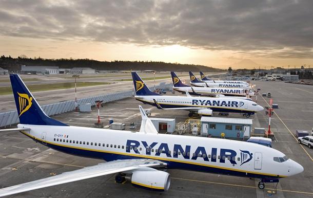 Аэропорт  Киев  приостановил переговоры с Ryanair