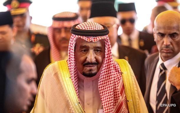 Король Саудівської Аравії призначив свого сина послом у США