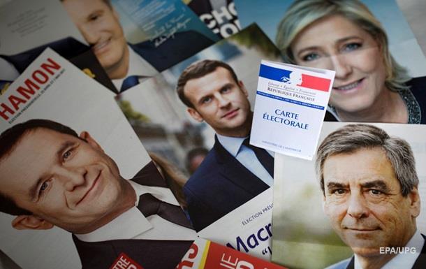Взятие Парижа. Кто рвется в президенты Франции