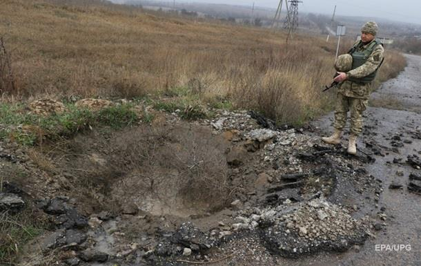 Сутки в зоне АТО: один военный погиб, двое ранены