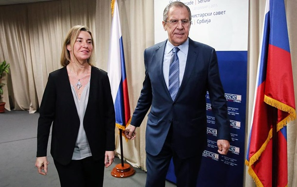 Могеріні обговорить з Лавровим Україну
