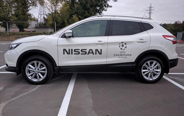 Всевидящее око. Обзор Nissan Qashqai