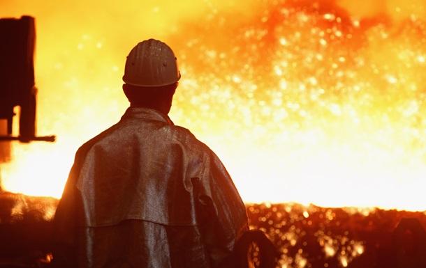Рейтинг виробників сталі: Україна на 11-му місці