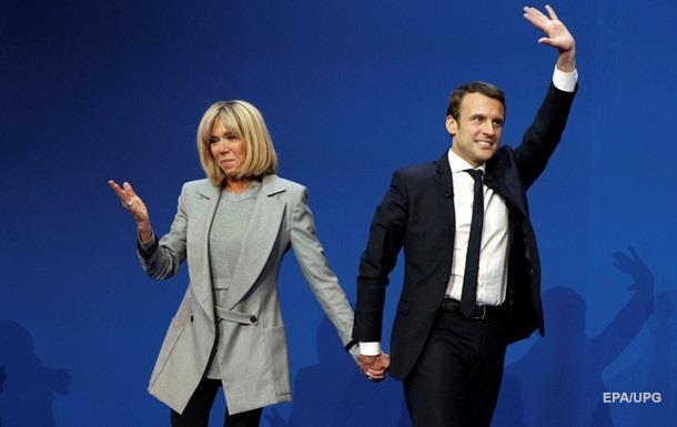 Результати виборів у Франції: Макрон лідирує з 24,01% голосів