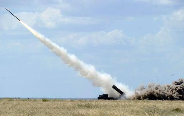 Украина вновь испытала ракетный комплекс Ольха