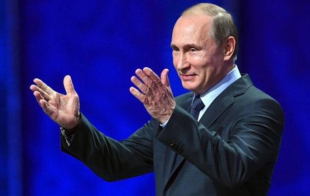 Путін: Київ допоміг нам створити нову галузь