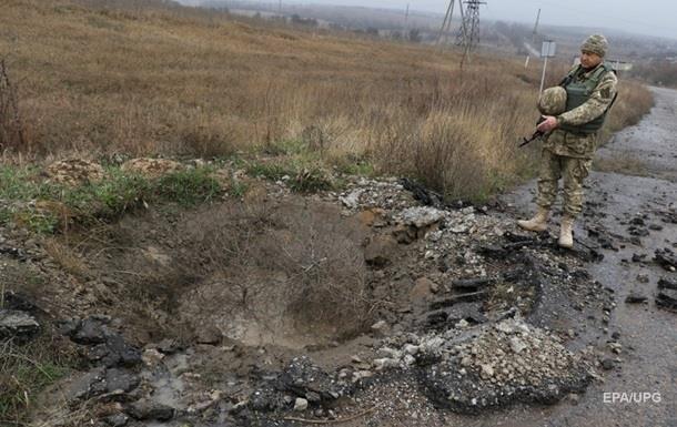 Штаб АТО: В обстрілах під Авдіївкою загинув боєць