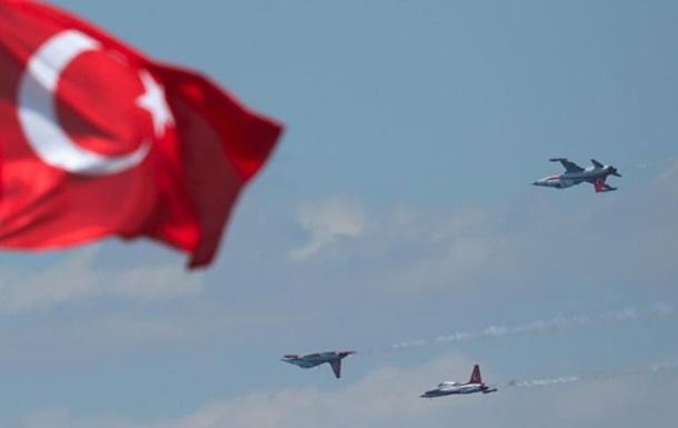 Турция: Уничтожили 70 курдов в Ираке и Сирии
