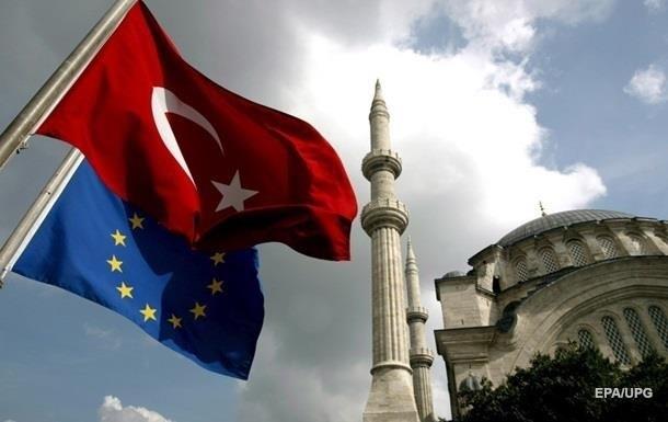 Ердоган: Туреччина готова відмовитися від вступу в ЄС