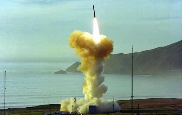 В США испытают межконтинентальную ядерную ракету