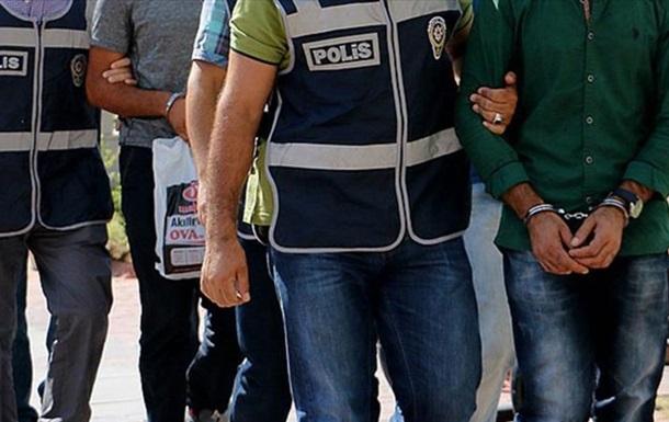 У Туреччині масові арешти, затримали тисячу осіб
